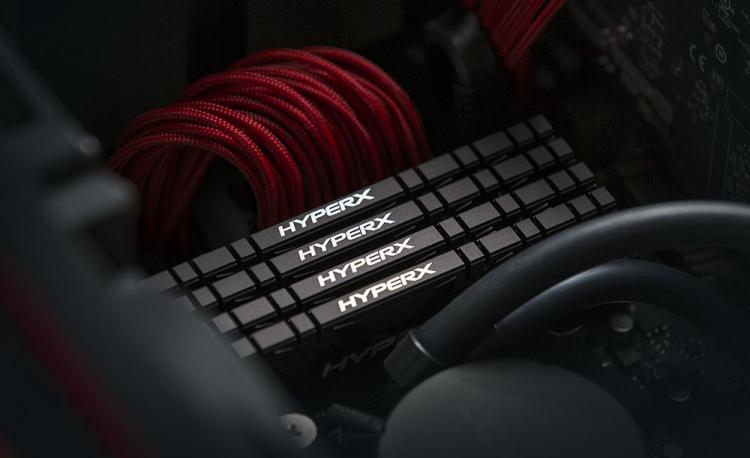 HyperX annonce de la mémoire haute vitesse Predator DDR4