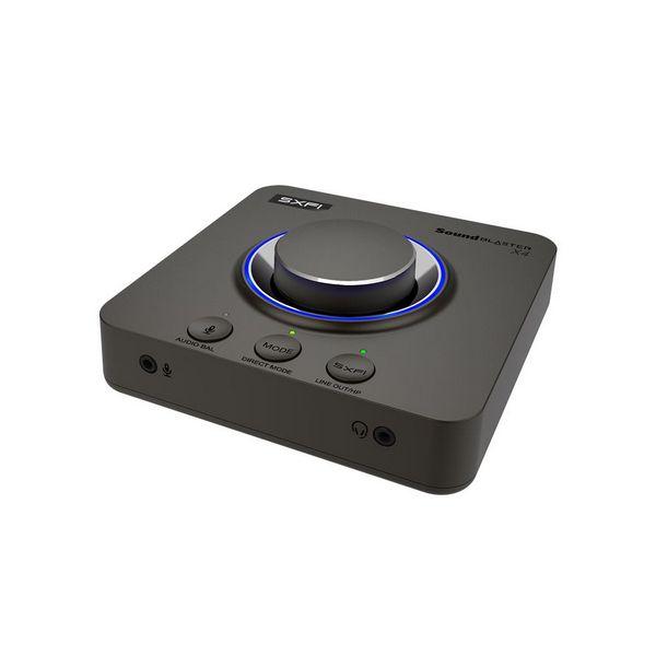 Creative lance la Sound Blaster X4