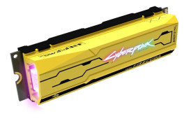 Seagate lance le SSD FireCuda 520 Cyberpunk 2077