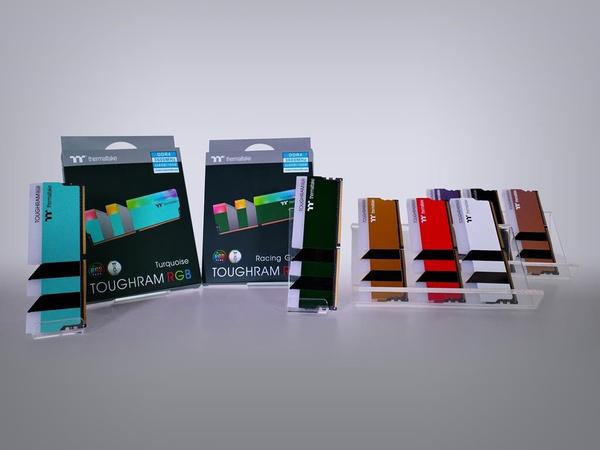 Computex : Thermaltake annonce des nouveautés colorées