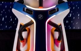 BMW présente son concept de chaise gaming Rivalworks AI
