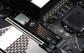 MSI annonce ses SSD NVMe SPATIUM M480, M470 et M370