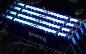 La marque FURY de Kingston présente sa DDR4 jusqu'à 5 333 MT/s