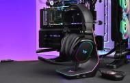Thermaltake lance son casque de jeu ARGENT H5 RGB 7.1