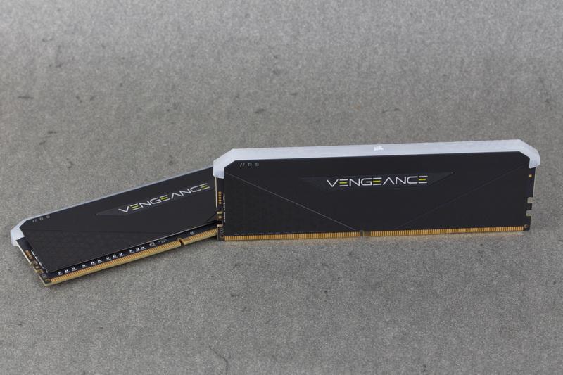 Vengeance RGB RS Intro