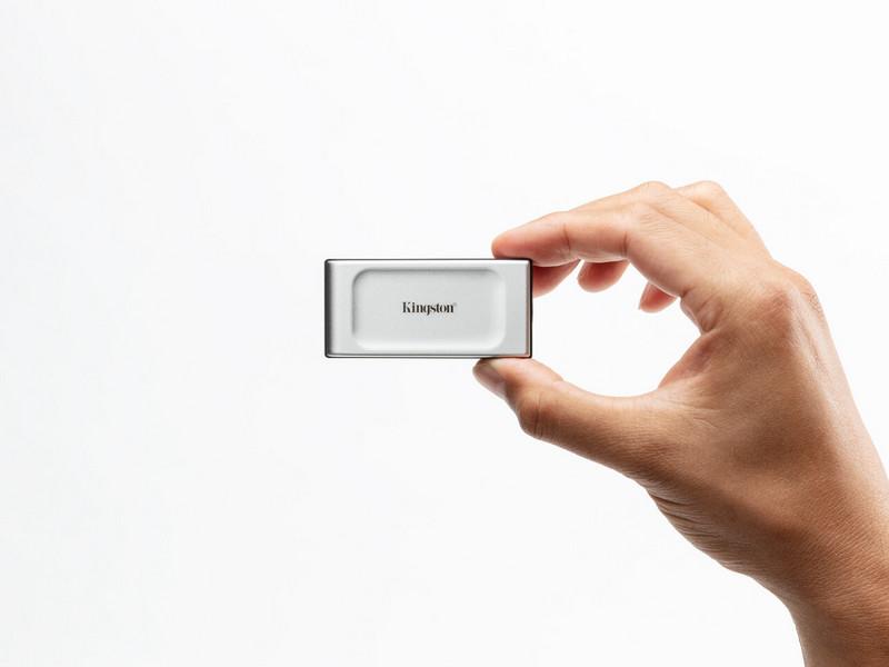 Kingston Digital annonce le SSD de poche XS2000