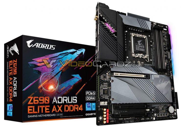 Aorus-Z690-Elite-AX-DDR4-740x521