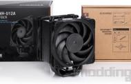 Noctua dévoile les versions chromax black du ventilateur NF-A12x25 et du ventirad NH-U12A